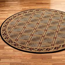 Round Area Rugs Contemporary by Floors U0026 Rugs Dark Black Round Area Rugs For Minimalist Flooring
