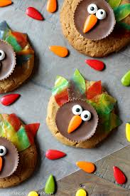 ups work on thanksgiving fruity feathered turkey cookies young at heart mommy