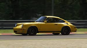 porsche yellow bird ruf ctr yellow bird circuit de spa assetto corsa youtube