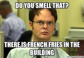 Meme French - fries