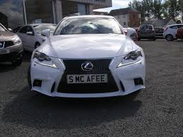 lexus is300h uk price used lexus is 300h saloon 2 5 f sport e cvt 4dr in ballymena