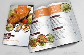menu flyer template 20 free premium restaurant menu templates psd design