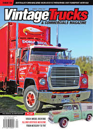 old kenworth for sale australia vintage trucks u0026 commercials march april 2016 by augusto dantas