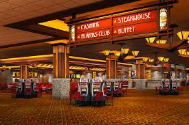 Chukchansi Casino Buffet by Conceptual Theming U0026 Decor Design