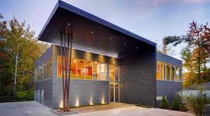 industrial house 15 homes with industrial exterior designs home design lover