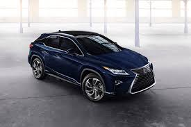 lexus that looks like a lamborghini lexus rx the fourth generation lands at 2015 new york auto show