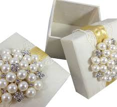 wedding favor boxes ivory silk lace wedding favor box luxury wedding invitations