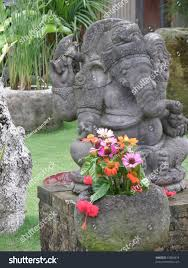 ganesha garden bali indonesia stock photo 53856979