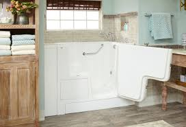reversible drain whirlpool tub in white american standard