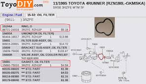 toyota number best place to find part number exploded diagrams for 3rd gen t4rs