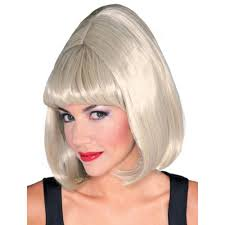 halloween costume blonde wig short blonde wig halloween red wigs online