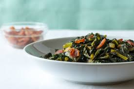 recipe sukuma wiki african braised kale with tomatoes kitchn