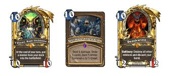 top 5 most expensive top tier decks in the history of hearthstone