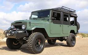 icon land cruiser fj80 icon toyota fj44 four door for sale only 157 000 truck trend news