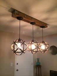 Diy Light Fixtures Diy Pallet And Jar Light Fixture 101 Pallets Ls