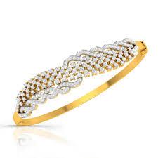 gold bracelet diamonds images Rosha diamond gold bracelet charu jewels jpg