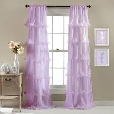 Lavender Window Curtains Nerina Window Curtain Lush Decor Www Lushdecor