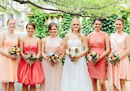 bridesmaid dresses coral special wednesday top 10 coral bridesmaid dresses ideas in 2013