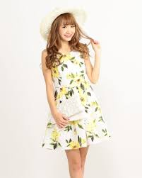 flower dress liz flower dress tokyo otaku mode shop