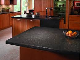 Cherry Wood Kitchen Cabinets With Black Granite Kitchen Inspiring U Shape Kitchen Decoration Using Cherry