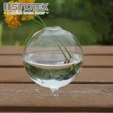 idee deco pour grand vase en verre achetez en gros ronde vase en verre en ligne à des grossistes