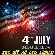 road led light independence day sale 2017 nox