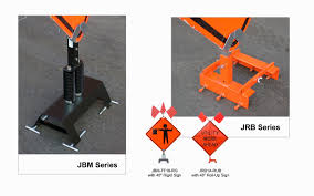Sign Stands by Dicke Safety Products