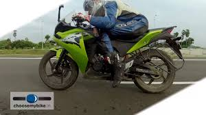 honda cbr r150 yamaha r15 vs honda cbr 150r a drag race video dailymotion