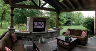 covered theater bpi outdoor living indianapolis carmel
