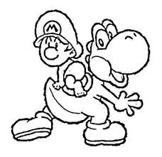 printable 19 baby mario coloring pages 5350 baby mario coloring
