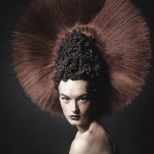 avant guard hair pictures 26 best avant garde hair images on pinterest hair make up and
