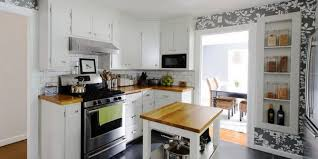 Redoing Kitchen Cabinets Kitchen Design Fabulous Average Cost Of Kitchen Remodel Small