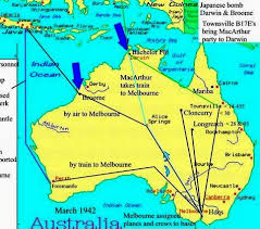 netherlands east indies map the forgotten war in the s w pacific air raids from australia