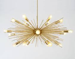 Yellow Ceiling Lights Chandeliers Pendant Lights Etsy
