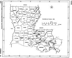 Louisiana travel scale images Best 25 map of louisiana parishes ideas louisiana jpg