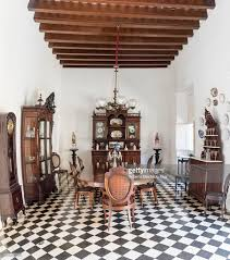 the dining hall at museo de arte colonial sancti spiritus