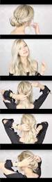 Easy Hairstyles For Medium Straight Hair by 33 Quick And Easy Hairstyles For Straight Hair Page 4 Of 7 The