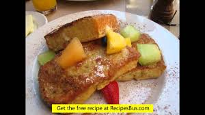 ina garten baked french toast youtube