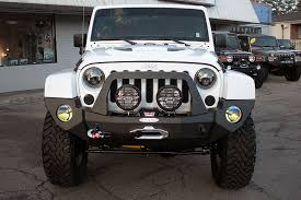 custom jeep bumpers rock slide engineering rigid front modular bumper