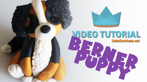 dog cake topper how to make a bernese mountain dog cake topper cake decorating