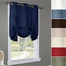 Curtains With Ribbons Weathermate Solid Thermalogic Tm Room Darkening Grommet Curtains