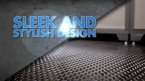 G Floor Roll Out Garage Flooring by Newage Versaroll Pvc Garage Roll Flooring Youtube