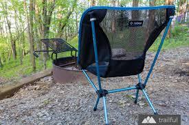 Helinox Chairs Helinox Chair One Review Trailful