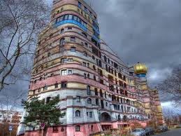 unique house forest spiral by hundertwasser u0026ndash the unique house in germany