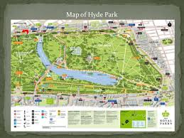 hyde park by maría germade