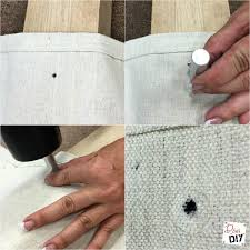 Outdoor Canvas Curtains How To Make Diy Curtains Out Of Drop Cloths Diva Of Diy