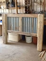 Bed No Headboard by Top 25 Best Homemade Headboards Ideas On Pinterest Rustic