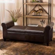 bedroom storage bench ebay