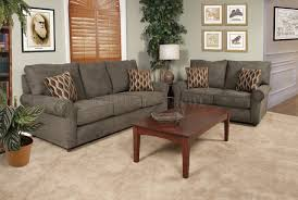 Brown Leather Sofa And Loveseat Brown Leather Sofa With Fabric Cushions 74 With Brown Leather Sofa