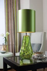 eris chartreuse green table l this table l is free blown by
